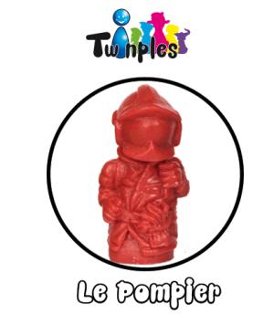 Twinples – Pompier