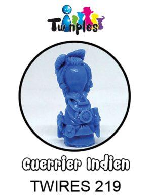 Twinples – Guerrier Indien