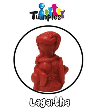 Twinples – Lagartha