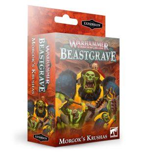 Warhammer Underworlds – Beastgrave –  Les Krazeurs de Morgok