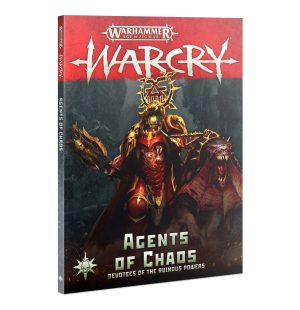 Warhammer Warcry – Agent du Chaos (FR)