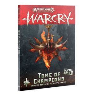 Warhammer Warcry – Tome des champions 2020 (FR)