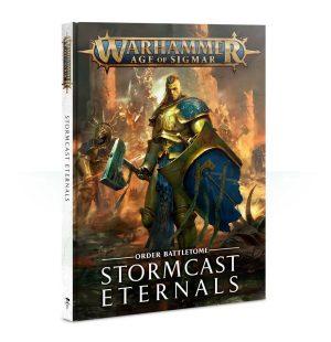 Warhammer Age Of Sigmar – Battletome – Stormcast Eternals