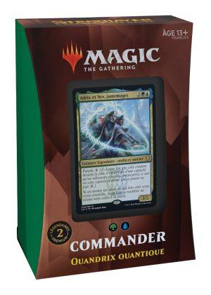MTG deck commander Strixhaven – Adrix et Nev, jumemages