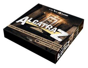 Escape Game – Alcatraz