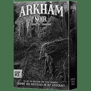Arkham Noir – Affaire 2 : L'appel du tonnerre