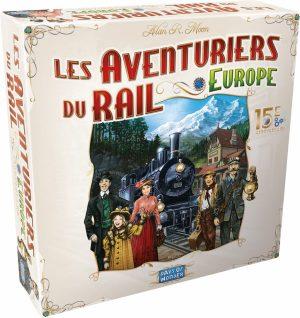 Les Aventuriers du Rail Europe – 15éme Anniversaire