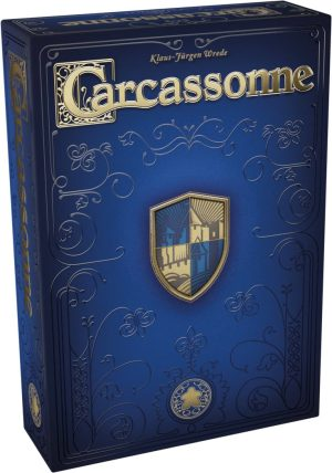 Carcassonne 20th Anniversary Edition limitée