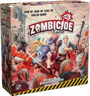 Zombicide – Saison 1 – 2nde Édition