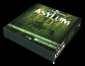 Escape Game – Asylum
