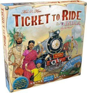 Les Aventuriers du Rail – Extension – Inde & Suisse