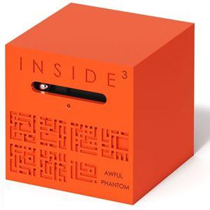 Inside Ze Cube – Mean : Orange – Phantom