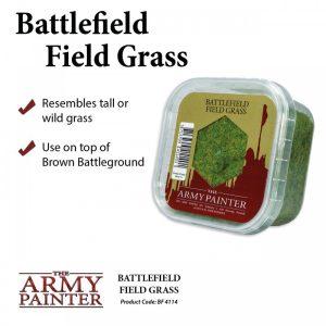 Army Painter – Décor – Battlefield Field Grass