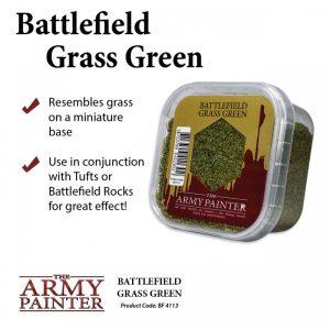 Army Painter – Décor – Battlefield Grass Green
