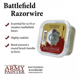Army Painter – Décor – Battlefield Razorwire