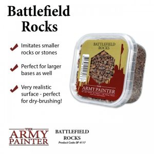 Army Painter – Décor – Battlefield Rocks