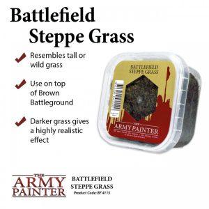 Army Painter – Décor – Battlefield Steppe Grass