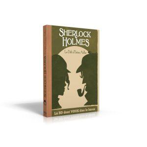 Sherlock Holmes et le défi d'Irène Adler – La BD dont vous êtes le héros