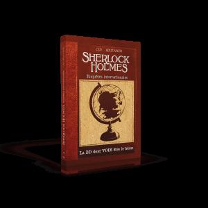 Sherlock Holmes, Enquêtes internationales – La BD dont vous êtes le héros
