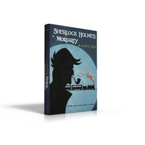 Sherlock Holmes & Moriarty, associés – La BD dont vous êtes le héros