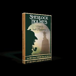 Sherlock Holmes, L'ombre de Jack l'Éventreur – La BD dont vous êtes le héros