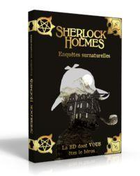 Sherlock Holmes, Enquêtes Surnaturelles – La BD dont vous êtes le héros