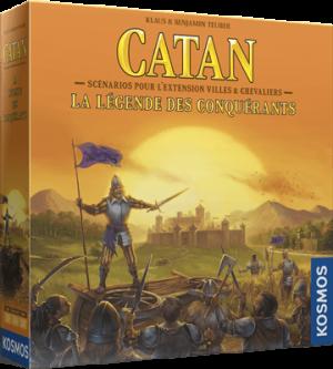 Catan – Extension – La Légende des Conquérants