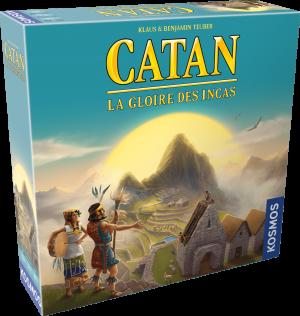 Catan – La Gloire des Incas