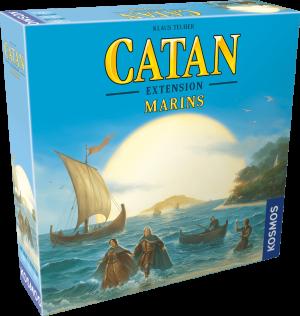 Catan – Extension – Marins