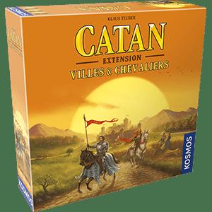 Catan – Villes et Chevaliers
