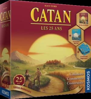 Catan – Les 25 Ans