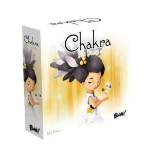 Chakra – Extension – Ying Yang