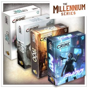 Chronicle of Crime – The Millennium Series Bundle