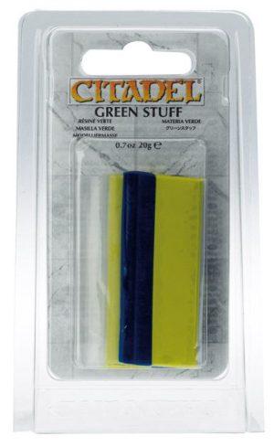 Citadel – Green Stuff
