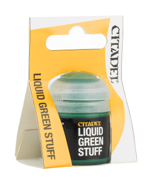 Citadel – Peinture – Liquid Green Stuff (12ml)