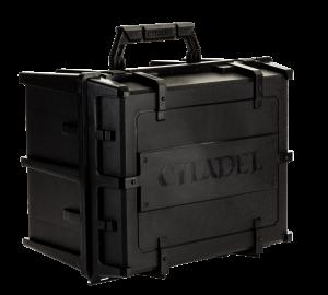 Citadel – Accessoire – Malette à figurines Citadel Battle