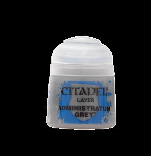 Citadel – Peinture – Layer – Administratum Grey (12ml)