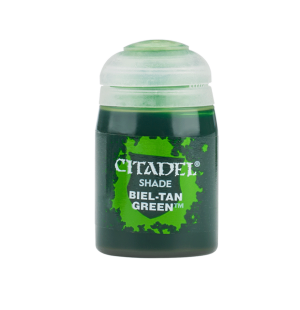 Citadel – Peinture – Shade – Biel-Tan Green (24ml)