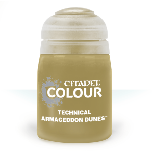 Citadel – Peinture – Technical – Armageddon Dunes (24ml)
