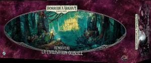 Horreur à Arkham – Le jeu de cartes – Renouveau La Civilisation Oubliée
