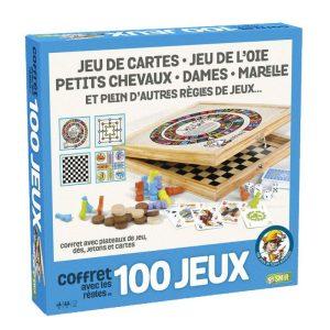 Coffret 100 Jeux