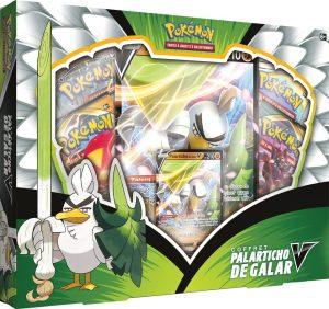 Pokémon – Coffret – EB03 Épée et Bouclier – Palarticho de Galar V