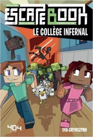 Escape Book Jr – Le collège infernal