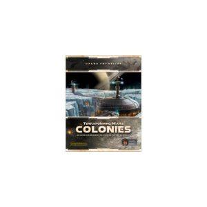 Terraforming Mars – Extension – Colonies
