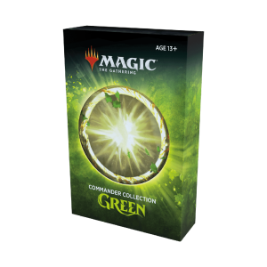 MtG – Commander Collection Green EN (Kitten)
