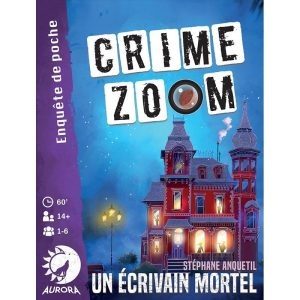 Crime Zoom – Un Écrivain Mortel