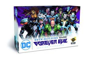 DC Comics Deck Building – Forever Evil
