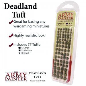 Army Painter – Décor – Deadland Tuft