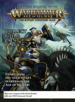 Débuter à Warhammer Age of Sigmar