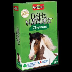 Défis nature – Chevaux